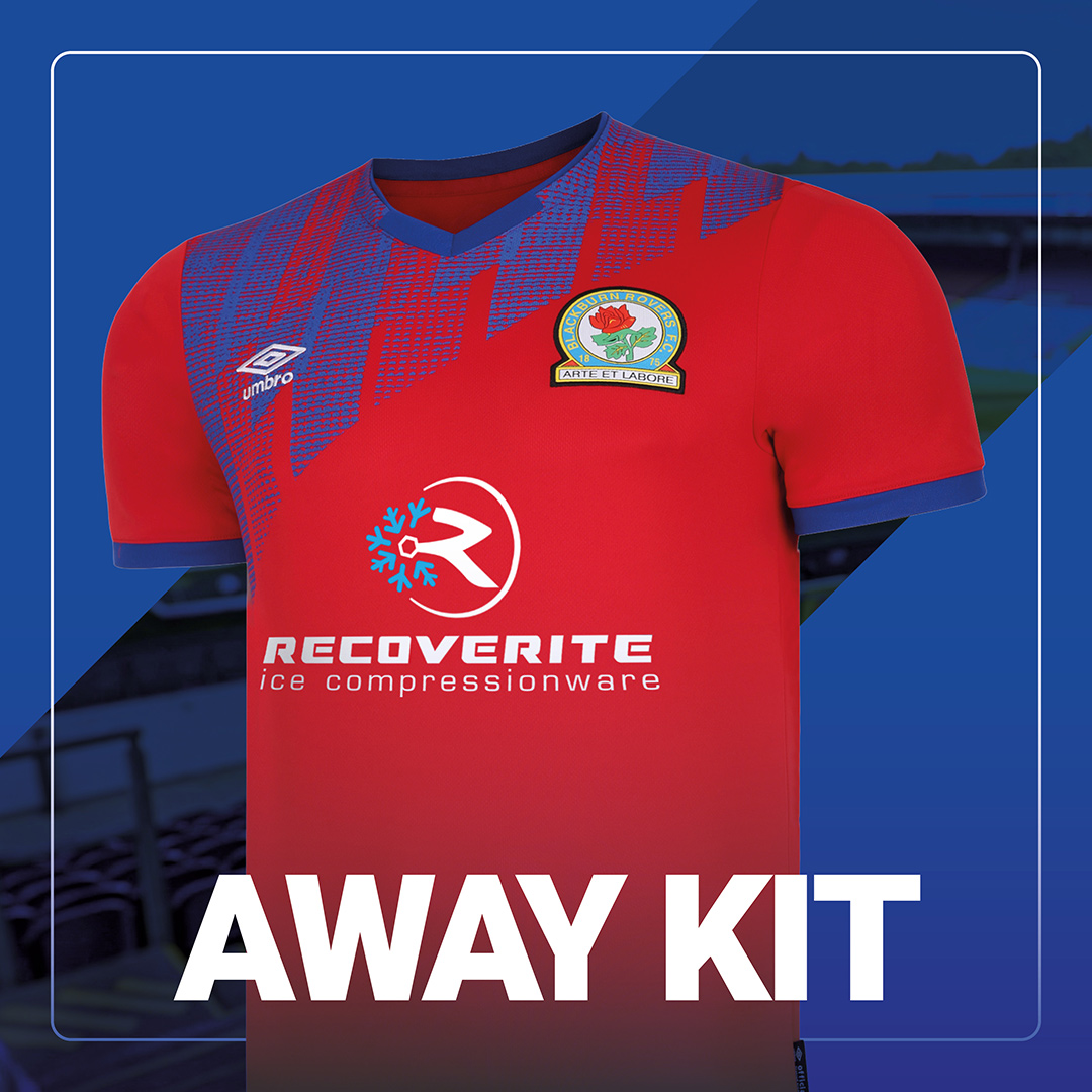 minimale Blackburn Rovers F.C Personnalisé T-Shirt Homme