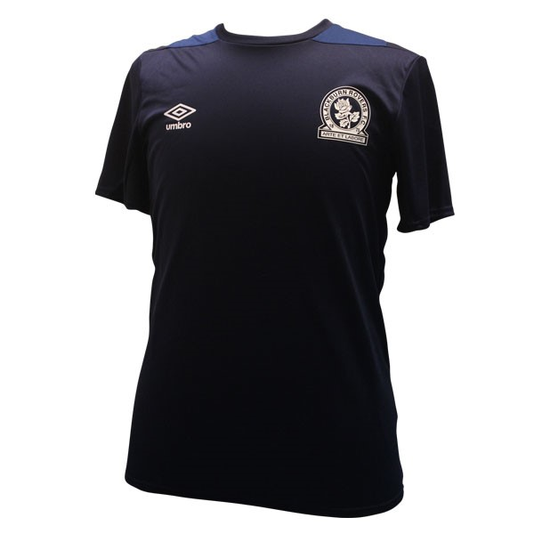 Rovers 18/19 Adult Training T-Shirt (Peacoat)