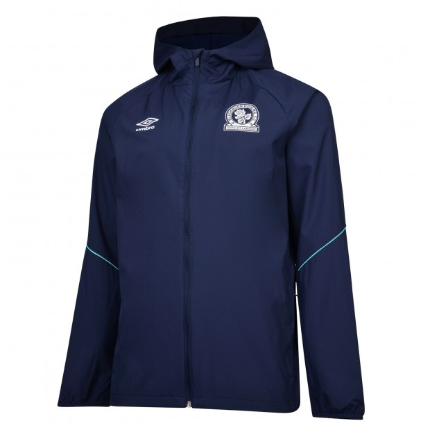 Rovers 18/19 Adults Training Shower Jkt (Peacoat))