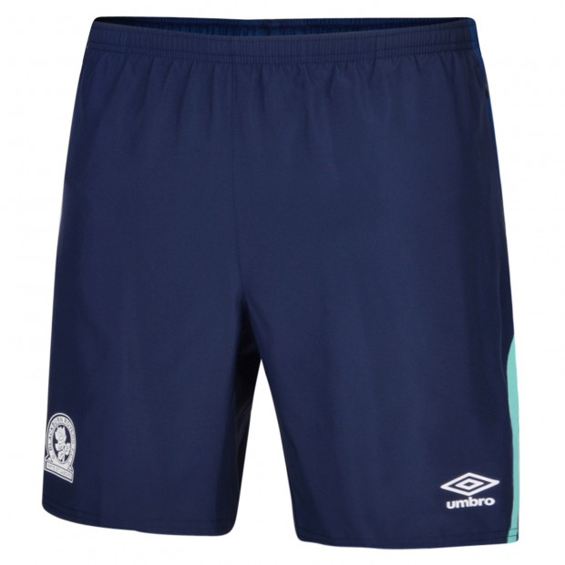 Rovers 18/19 Adult Training Woven Short ( Peacoat)