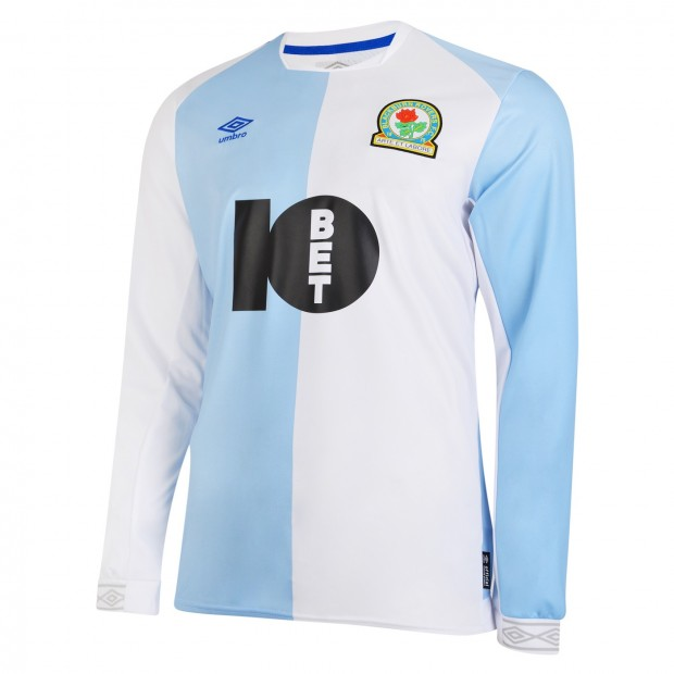 Rovers 18/19 Adult LS Home Shirt