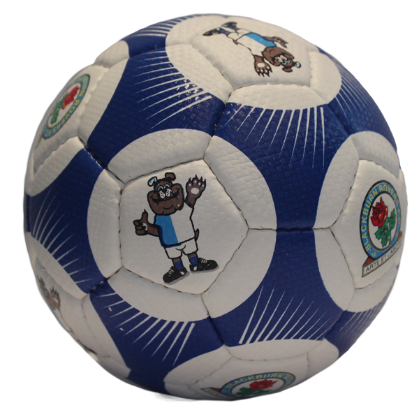Rovers Size 1 Mascot Design Football