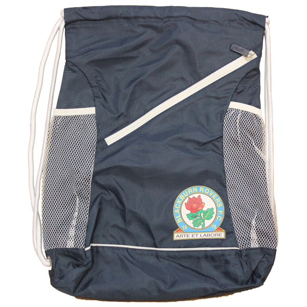 Rovers Navy Gym Bag