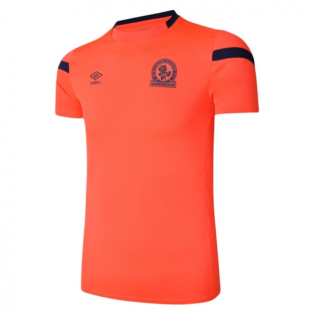 Rovers 19/20 Adult Training T-Shirt ( Coral)