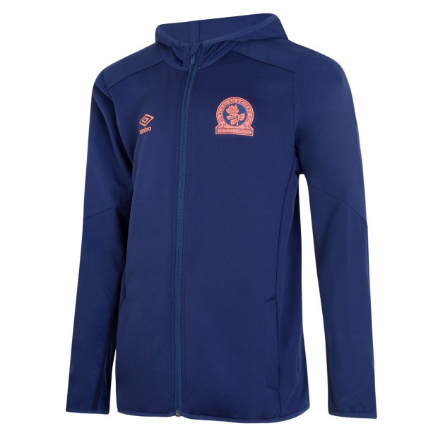 Rovers 19/20 Adults Training Hooded Jkt