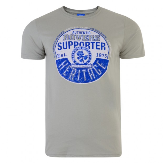 Rovers Heritage Design T-Shirt