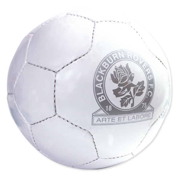 Rovers White PVC Football