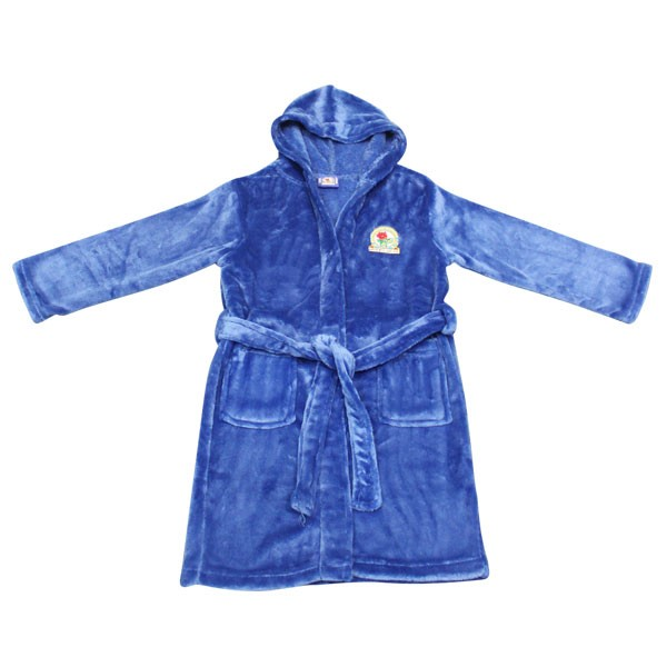 Rovers Kids Royal Dressing Gown