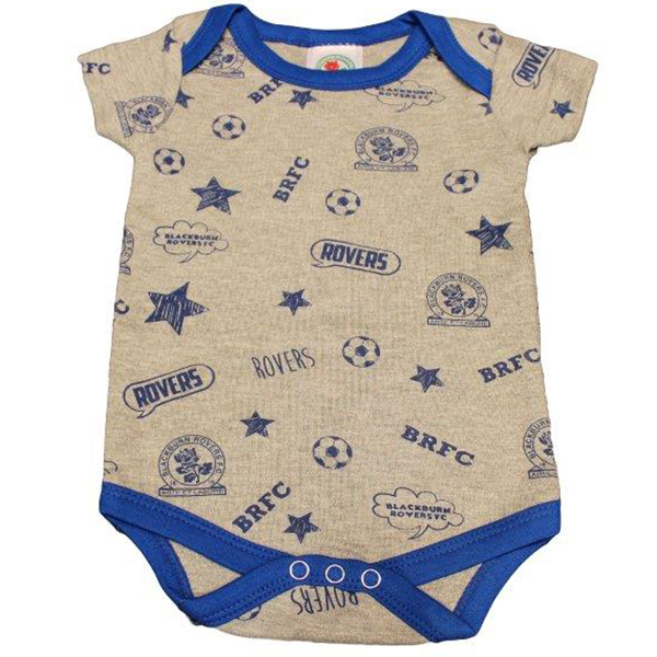 e2473a97db Rovers Baby Boys Graphic Bodysuit
