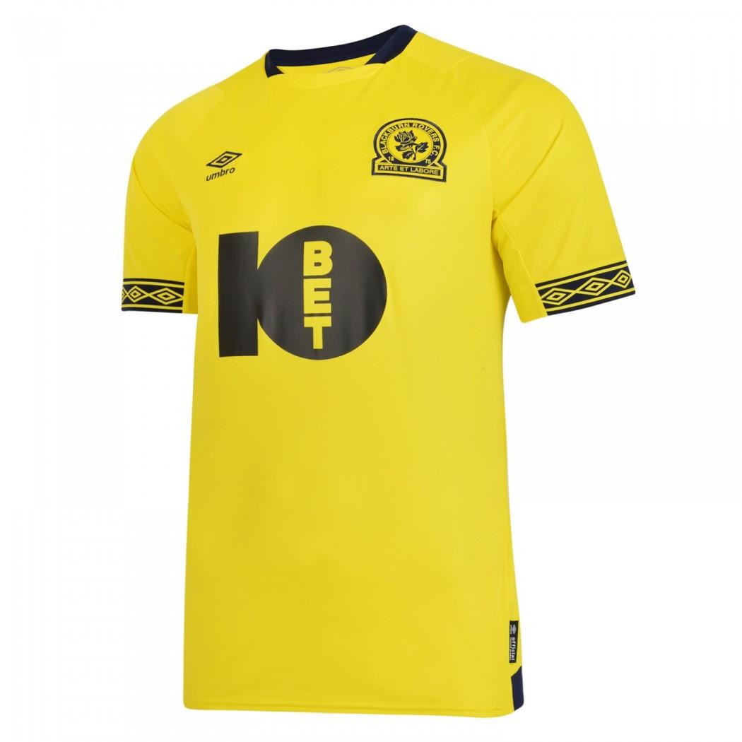 4fbce27fa6a Rovers 18 19 Adult Away Shirt