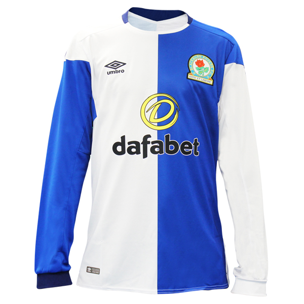 Rovers 17/18 Adult LS Home Shirt
