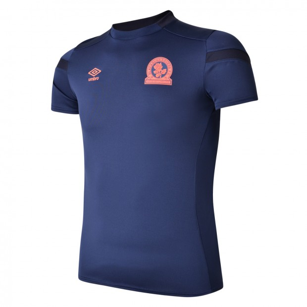 Rovers 19/20 Adult Training T-Shirt ( Blue)