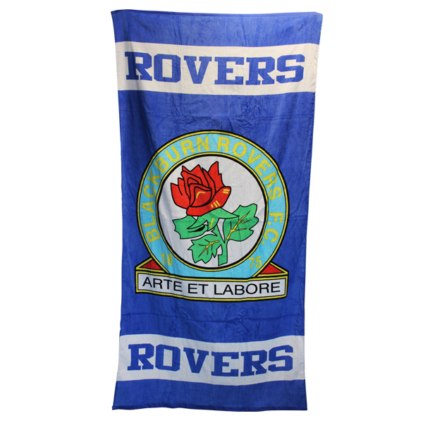 Rovers Velour Towel Design A